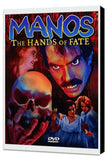'Manos' the Hands of Fate 27 x 40 Movie Poster - Style A - Museum Wrapped Canvas