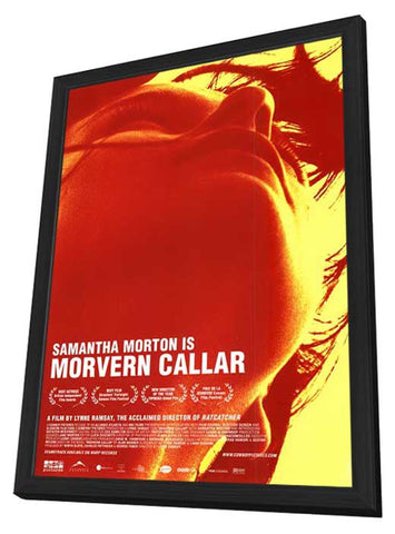Morvern Callar 27 x 40 Movie Poster - Style B - in Deluxe Wood Frame