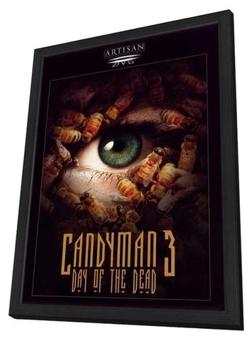 Candyman: Day of the Dead 11 x 17 Movie Poster - Style A - in Deluxe Wood Frame