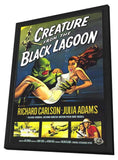 Creature From the Black Lagoon 11 x 17 Movie Poster - Style A - in Deluxe Wood Frame
