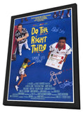 Do the Right Thing 27 x 40 Movie Poster - Style A - in Deluxe Wood Frame