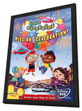 Little Einsteins 11 x 17 Movie Poster - UK Style A - in Deluxe Wood Frame