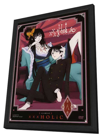 xxxHOLiC the Movie: A Midsummer Night's Dream 11 x 17 Movie Poster - Japanese Style B - in Deluxe Wood Frame