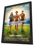 Les derniers jours du monde 11 x 17 Movie Poster - French Style A - in Deluxe Wood Frame