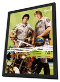 CHiPs 11 x 17 Movie Poster - Style B - in Deluxe Wood Frame