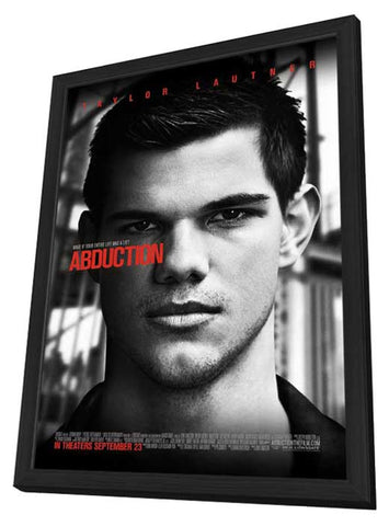 Abduction 11 x 17 Movie Poster - Style A - in Deluxe Wood Frame