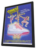 Breakin 2 Electric Boogaloo 11 x 17 Movie Poster - Style A - in Deluxe Wood Frame