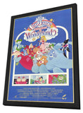 Care Bears Adventure in Wonderland 11 x 17 Movie Poster - Style A - in Deluxe Wood Frame