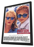 Postcards From the Edge 11 x 17 Movie Poster - Style A - in Deluxe Wood Frame