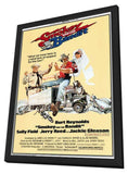 Smokey and the Bandit 11 x 17 Movie Poster - Style A - in Deluxe Wood Frame