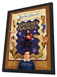 Gentlemen Broncos 11 x 17 Movie Poster - Style A - in Deluxe Wood Frame