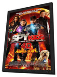 Spy Kids 4: All the Time in the World 11 x 17 Movie Poster - Style C - in Deluxe Wood Frame