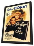 Goodbye Mr. Chips 11 x 17 Movie Poster - Style A - in Deluxe Wood Frame
