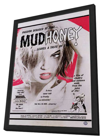 Mudhoney 11 x 17 Movie Poster - Style A - in Deluxe Wood Frame