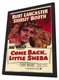Come Back Little Sheba 11 x 17 Movie Poster - Style A - in Deluxe Wood Frame