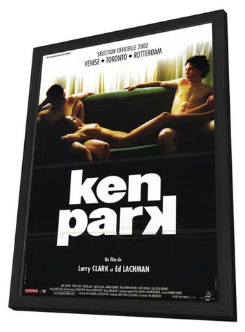 Ken Park 11 x 17 Poster - Foreign - Style A - in Deluxe Wood Frame