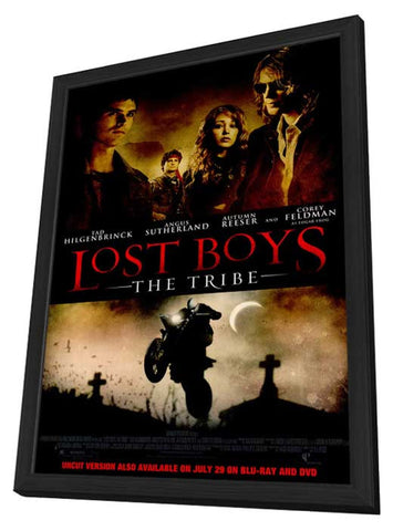 Lost Boys: The Tribe 11 x 17 Movie Poster - Style A - in Deluxe Wood Frame