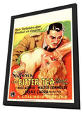 The Bitter Tea of General Yen 11 x 17 Movie Poster - German Style A - in Deluxe Wood Frame