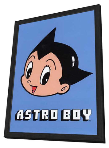 Astroboy 11 x 17 Movie Poster - Style H - in Deluxe Wood Frame