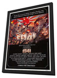 1941 27 x 40 Movie Poster - Style C - in Deluxe Wood Frame