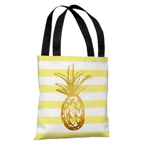 Tropical Stripes Pineapple - 18