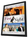 1st Night 27 x 40 Movie Poster - UK Style A - in Deluxe Wood Frame