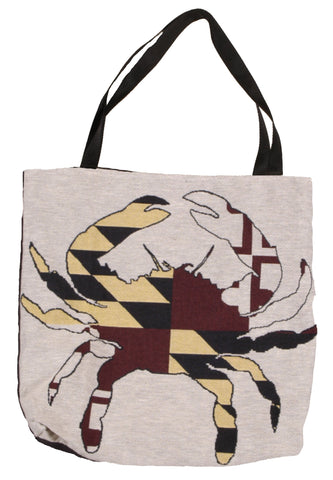 Simply Flag of Maryland Tote Bag