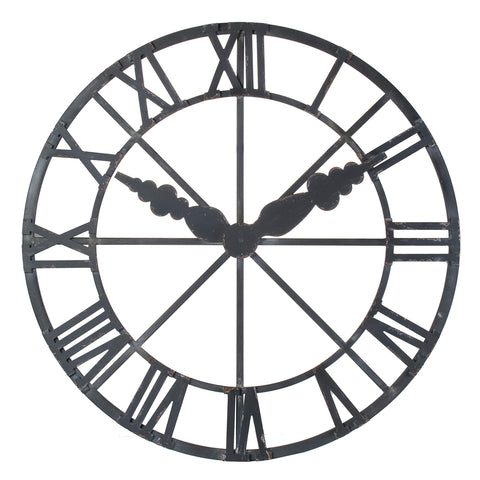 ArtFuzz D36x3 Gustav Decorative Wall Clock