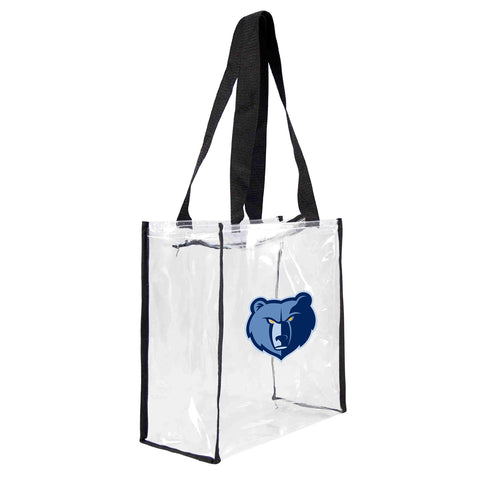Littlearth NBA Clear Square Stadium Tote