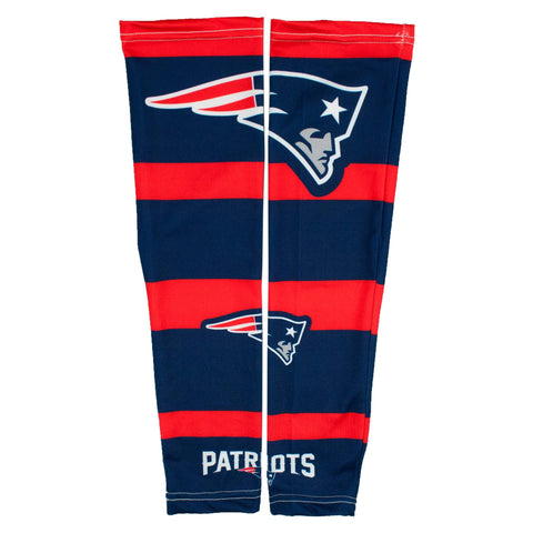 NFL New England Patriots Strong Arms Sleeves