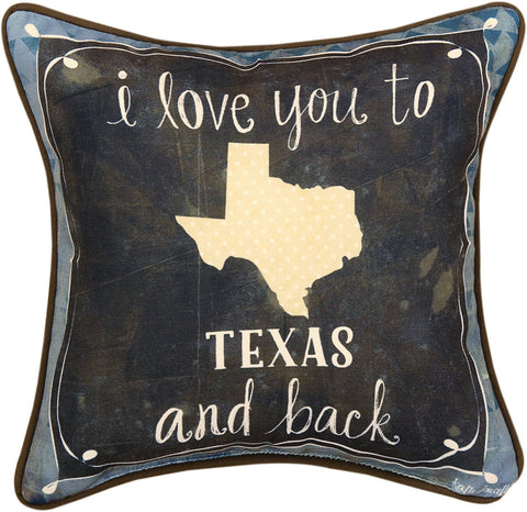 MWW I Love You to Texas & Back Kd 12 D Each
