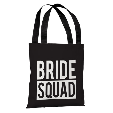 Bride Squad - Squad - Black 18