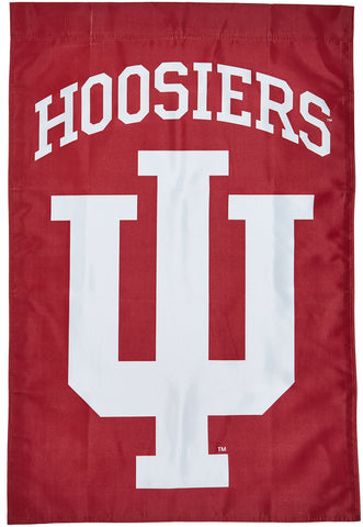 BSI Indiana Hoosiers 28x40 Double Sided Banner