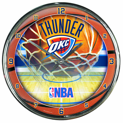 NBA Chrome Clock, 12