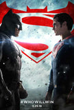 Batman v Superman: Dawn of Justice 11 x 17 Movie Poster - Style F