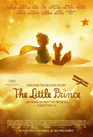 The Little Prince 11 x 17 Movie Poster - Style A