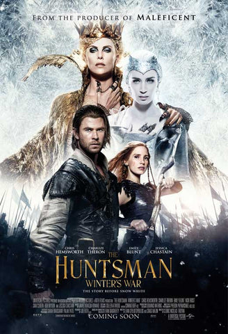 The Huntsman: Winter's War 11 x 17 Movie Poster - Style G