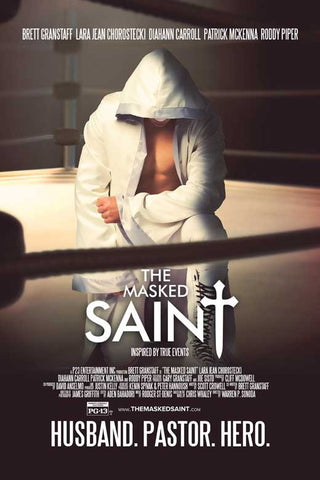 The Masked Saint 11 x 17 Movie Poster - Canadian Style A