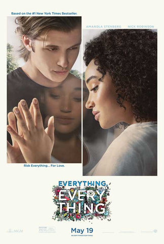 Everything, Everything 11 x 17 Movie Poster - Style A