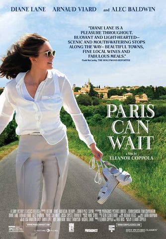 Paris Can Wait Movie Posters - 11 x 17 Year: 2016