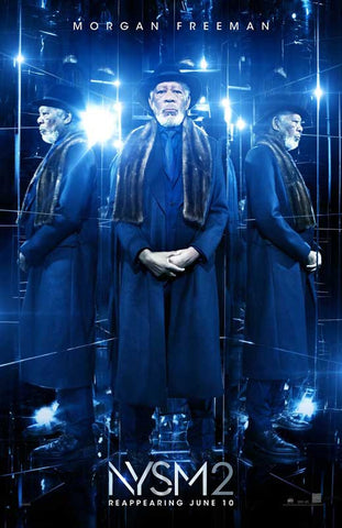 Now You See Me 2 27 x 40 Movie Poster - Style B