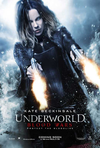 Underworld: Blood Wars 11 x 17 Movie Poster - Style C