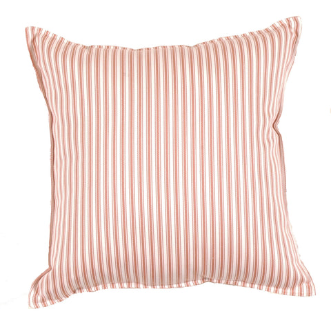 Al Fresco Tic Coral Outdoor Pillow
