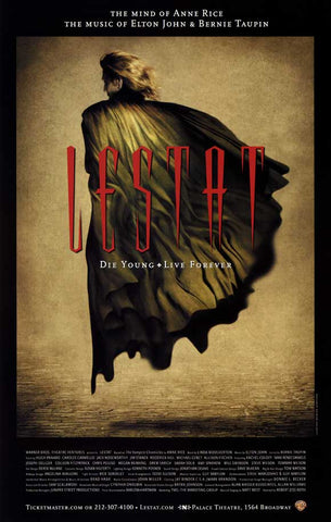 Lestat (Broadway) 11 x 17 Poster - Style A