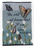 Be Still Bible Cover