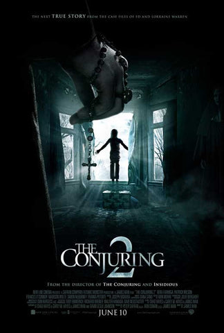 The Conjuring 2: The Endfield Experiment 11 x 17 Movie Poster - Style A