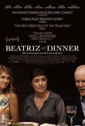Beatriz at Dinner 27 x 40 Movie Poster - Style A