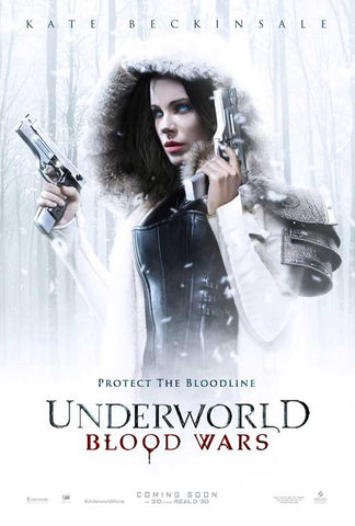 Underworld: Blood Wars 27 x 40 Movie Poster - Style F