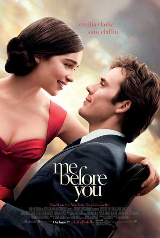 Me Before You 27 x 40 Movie Poster - Style A