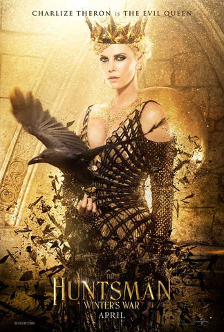 The Huntsman: Winter's War 11 x 17 Movie Poster - Style C
